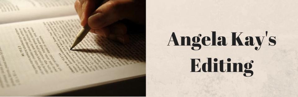 Angela Kay's Editing Service image