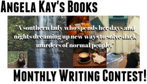 Angela Kay's Books' Writing Contest Image
